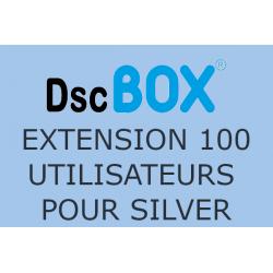 Extension 100 utilisateurs...